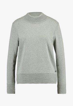 TURTLENECK - Maglione - light grey