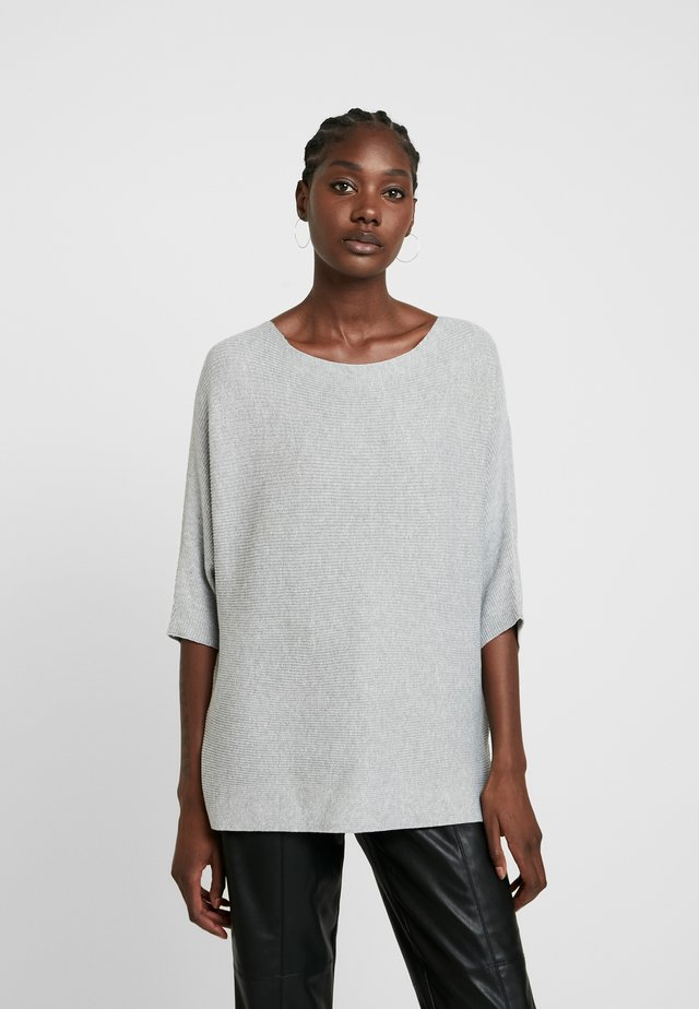 LUREX  - Sweter - light grey