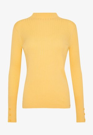 Svetr - dusty yellow