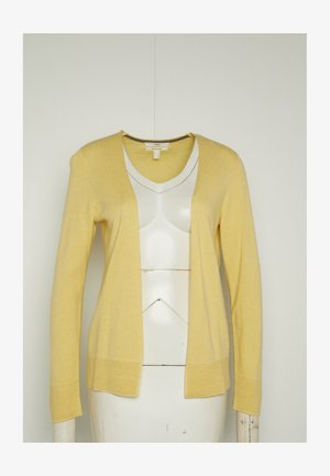 Chaqueta fina - dusty yellow