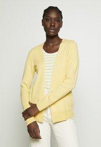Esprit - Summer jacket - dusty yellow - 2
