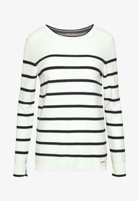 Esprit - Strikkegenser - off white - 3