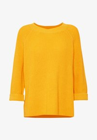 Esprit - ROUNDN  - Maglione - yellow - 3