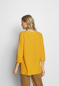 Esprit - ROUNDN  - Maglione - yellow - 2