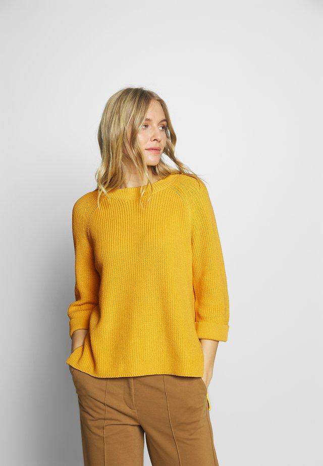 ROUNDN  - Sweter - yellow