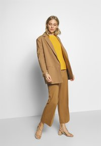 Esprit - ROUNDN  - Maglione - yellow - 1