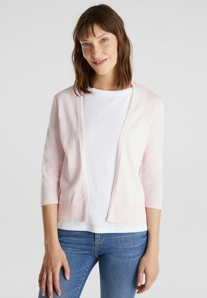 OFFENER - Gilet - light pink