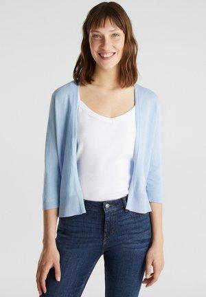 OFFENER - Cardigan - light blue