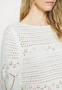 Esprit - Jersey de punto - off white - 6
