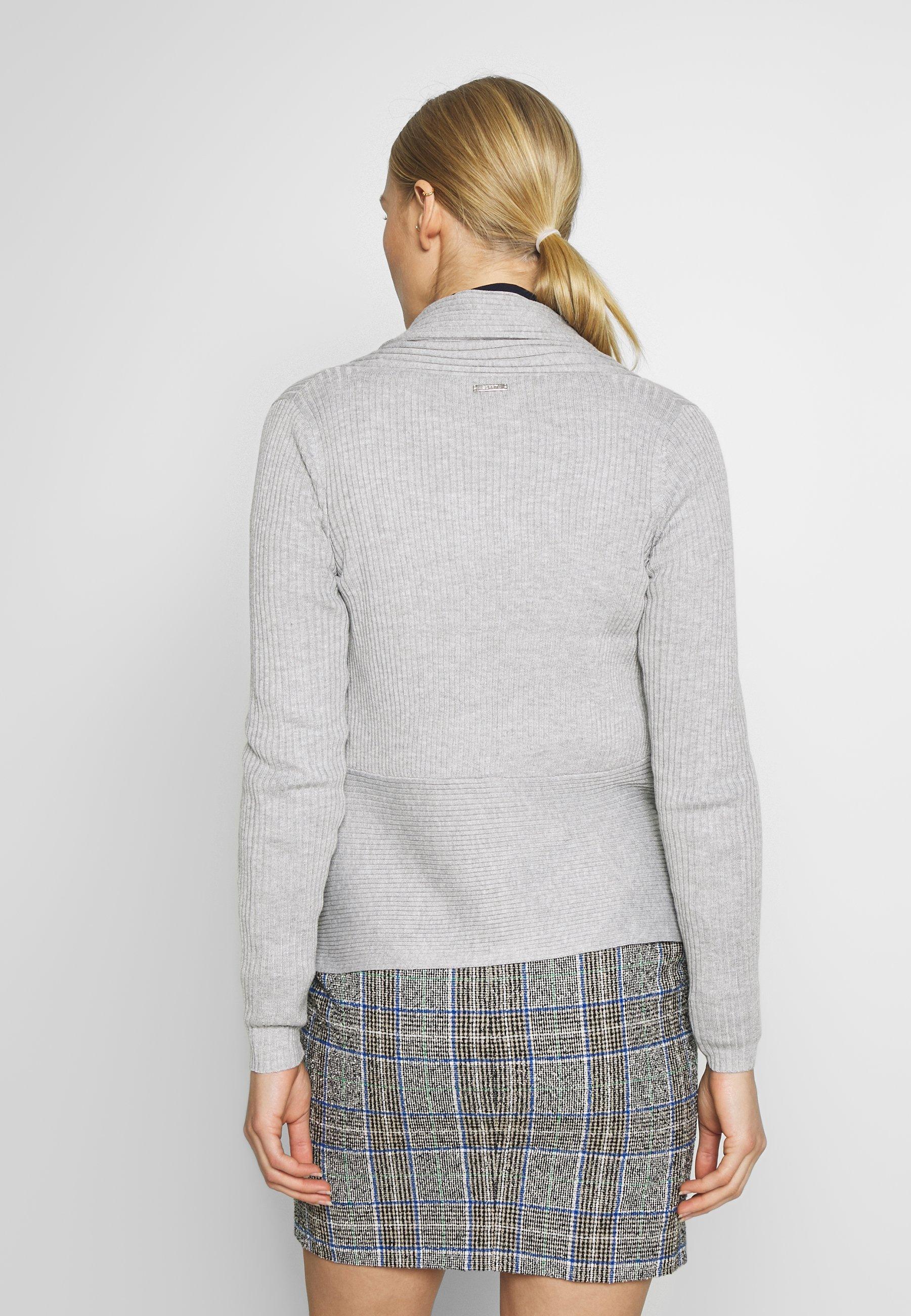Esprit Kardigan - light grey