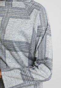 Esprit - TURTLENCK - Sweter - light grey 5 - 5