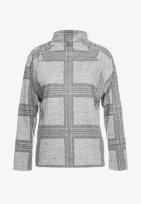 Esprit - TURTLENCK - Sweter - light grey 5 - 4