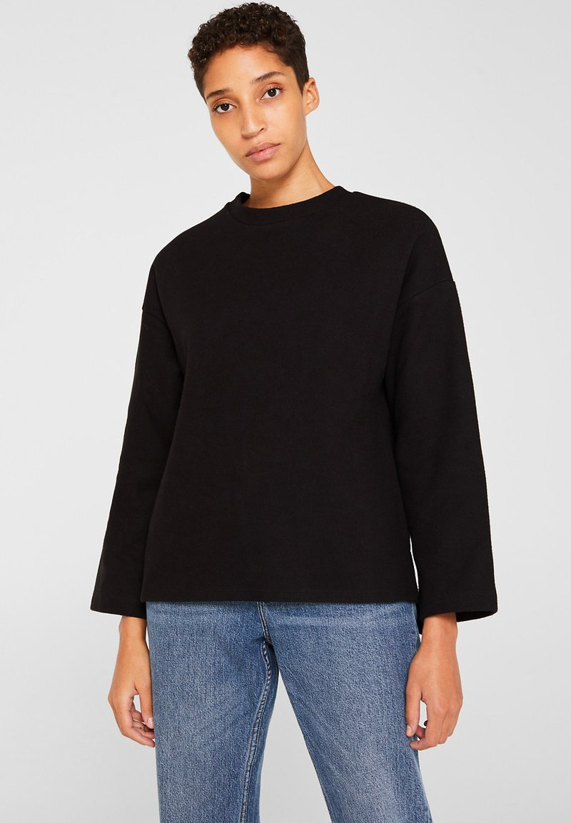 Esprit - Sweatshirt - black