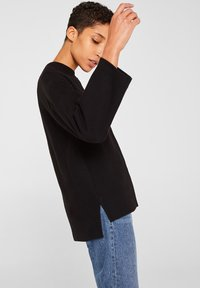 Esprit - Sweatshirt - black - 3