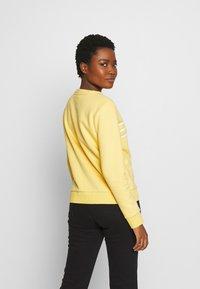 Esprit - Bluza - yellow - 2