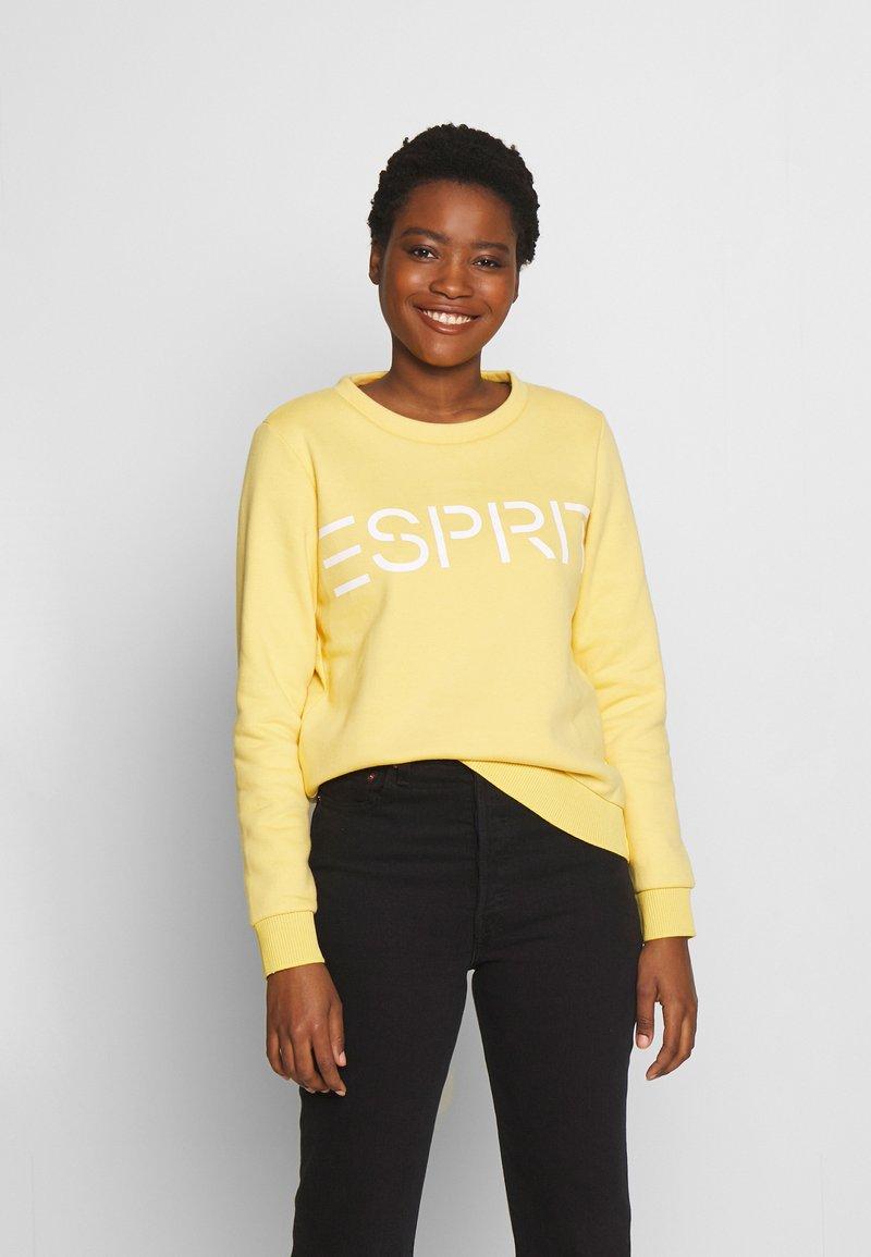 Esprit - Bluza - yellow
