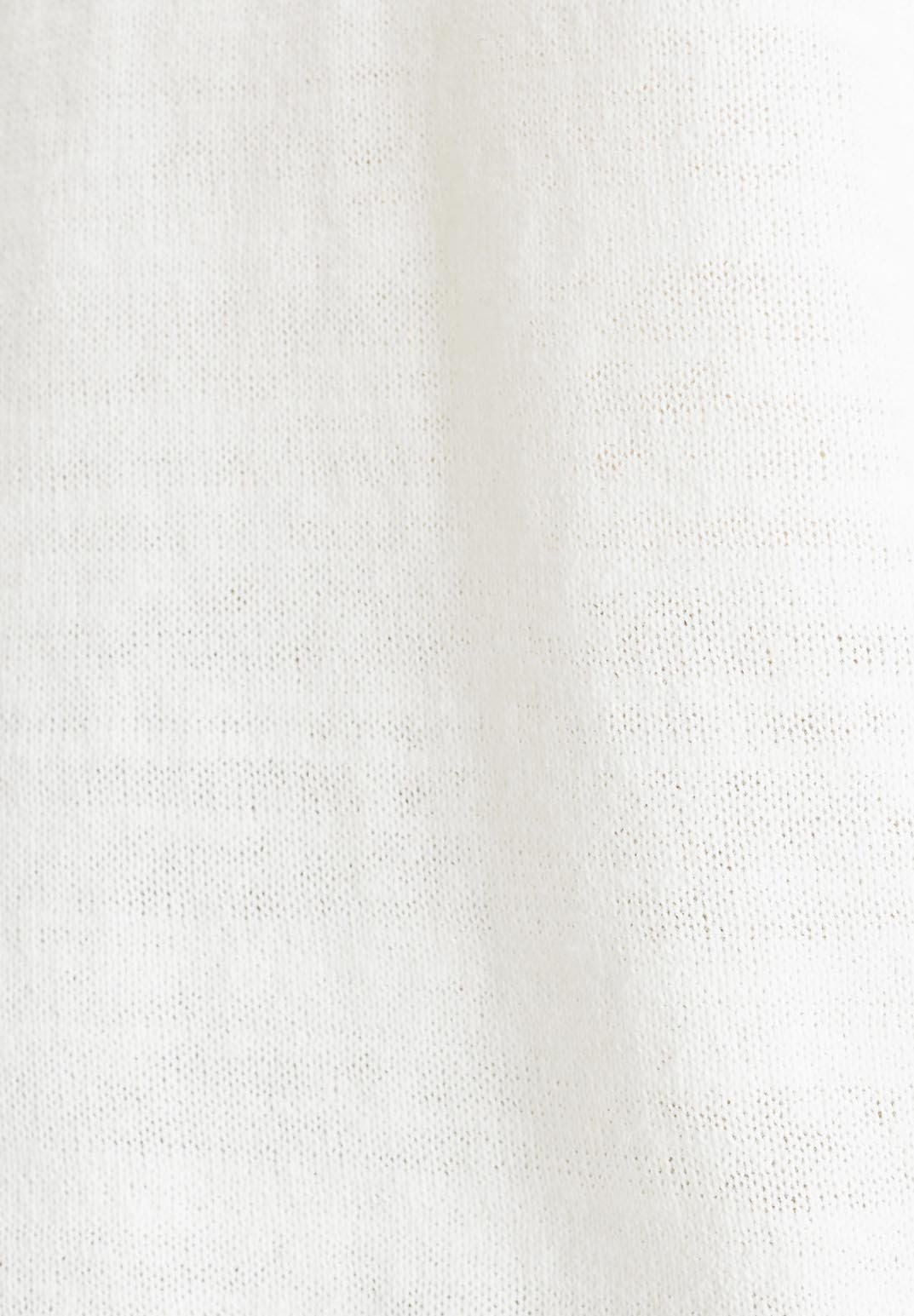 Esprit Mit Kapuze - Sweat À Capuche Off White