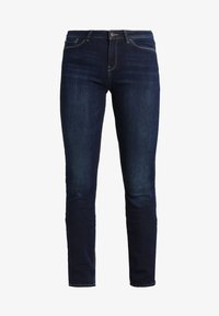 Esprit - Slim fit jeans - blue dark wash - 4