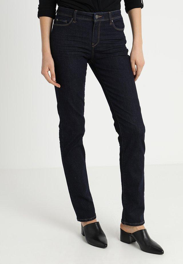 Jeansy Straight Leg - blue rinse