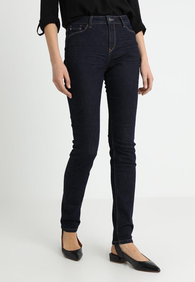 Esprit - Slim fit jeans - blue rinse