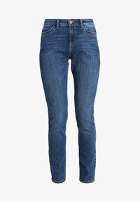 Esprit - Jeansy Slim Fit - blue medium wash - 4