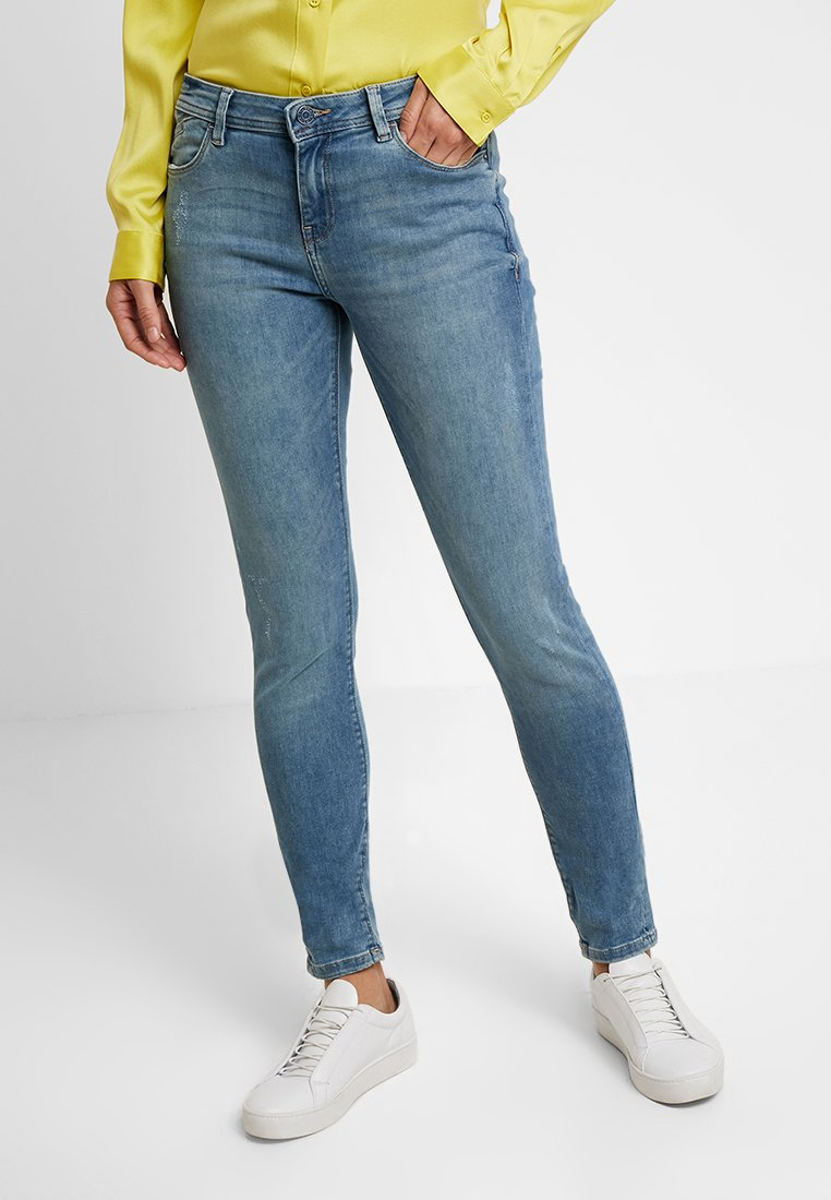Esprit - Jeans Skinny Fit - blue light wash