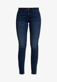 Esprit - Jeansy Slim Fit - blue dark wash - 4