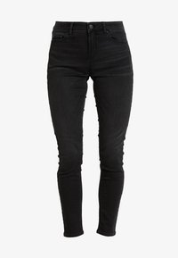 Esprit - Vaqueros pitillo - black dark wash - 4