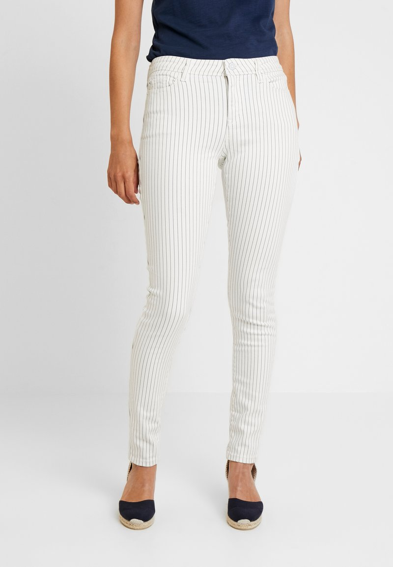 Esprit - Jeansy Skinny Fit - white