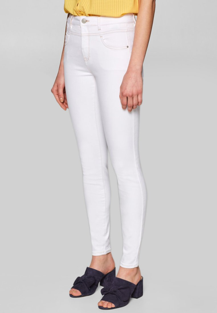 Esprit - Jeans Skinny Fit - white