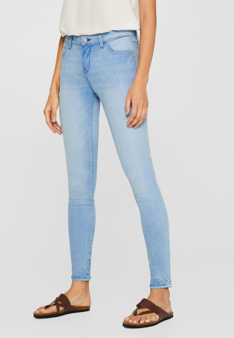 Esprit - Jeans Skinny Fit - blue light
