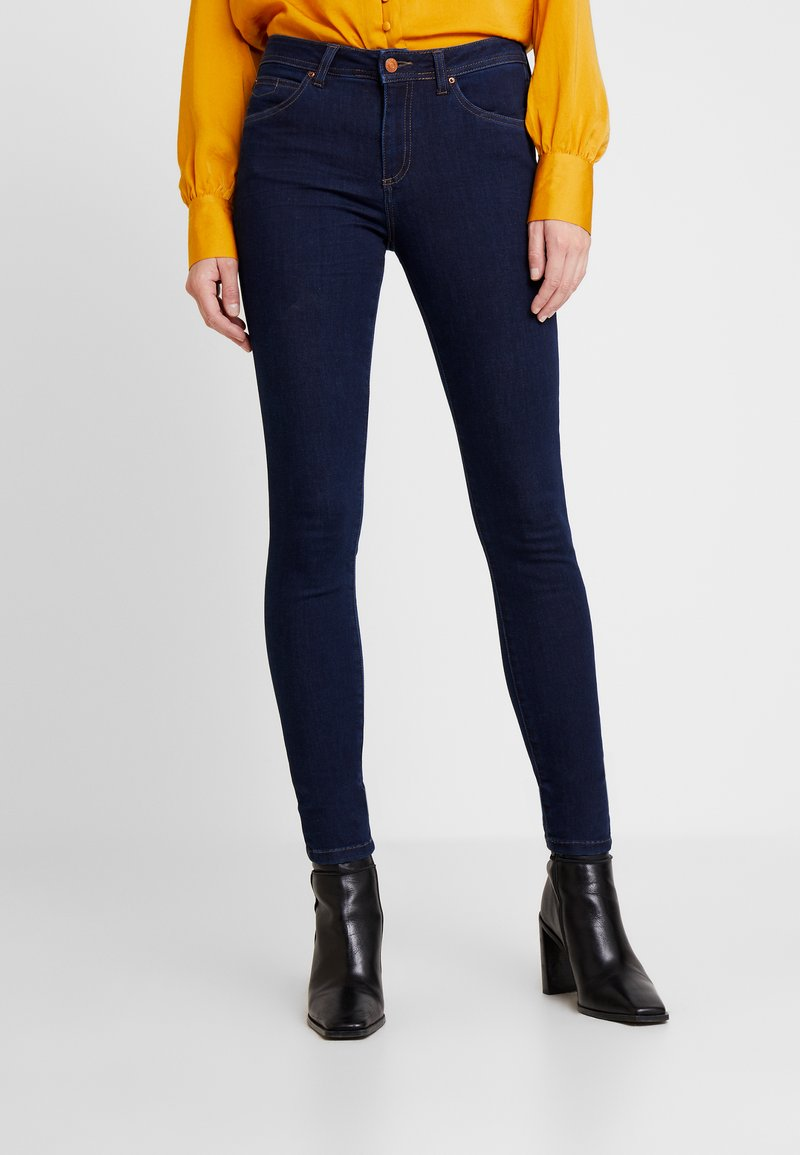 Esprit - Jeansy Skinny Fit - blue rinse