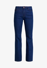 Esprit - FLARE - Flared Jeans - blue medium wash - 3