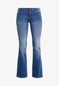 Esprit - Bootcut jeans - blue medium wash - 4