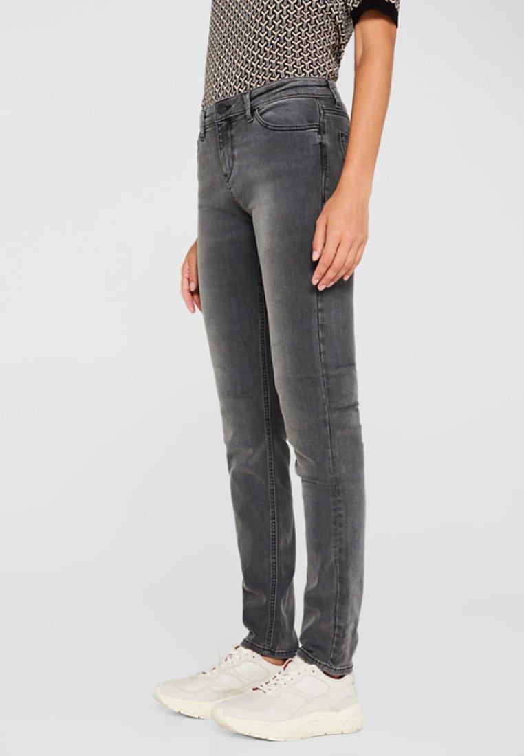 Esprit - Jeans Slim Fit - grey