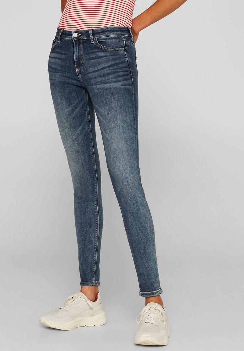 Esprit - MIT TREND - Jeans Skinny Fit - blue