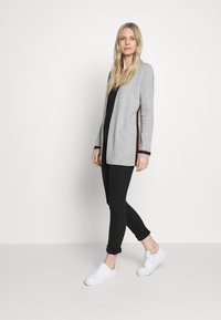 Esprit - Slim fit jeans - black dark wash - 1