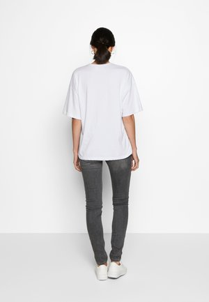 SKINNY - Skinny džíny - grey medium wash