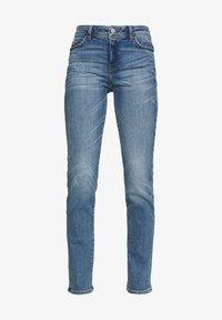 Esprit - Jeansy Slim Fit - blue medium wash - 3