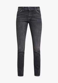 Esprit - Jeans straight leg - black denim - 3