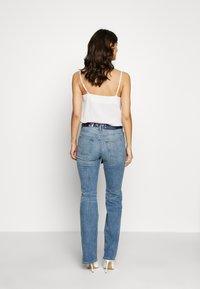 Esprit - Bootcut jeans - blue medium wash - 2