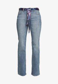Esprit - Bootcut jeans - blue medium wash - 3