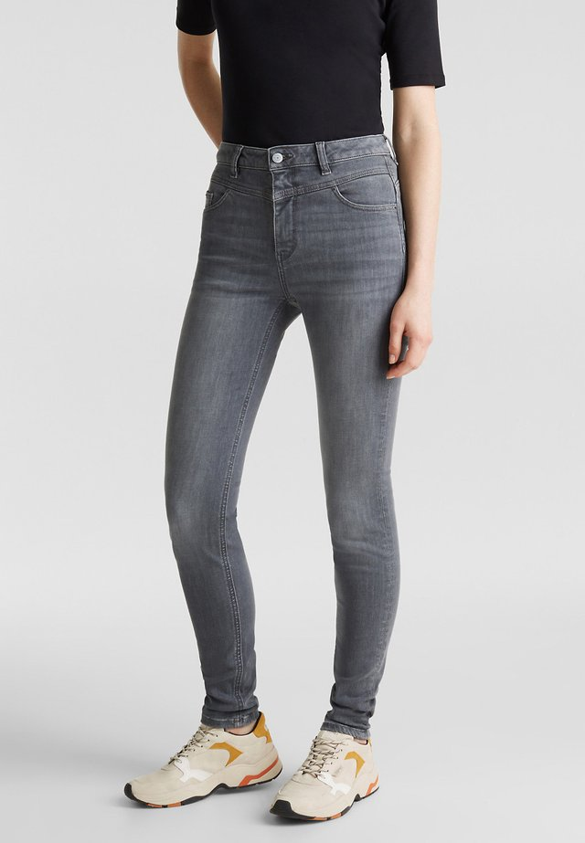 Jeans Skinny Fit - grey medium