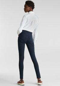 Esprit - MIT NEUEN TASCHEN - Jeans Skinny - navy - 2
