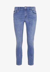 Esprit - MR SKINNY - Jeans Skinny Fit - blue medium wash - 0