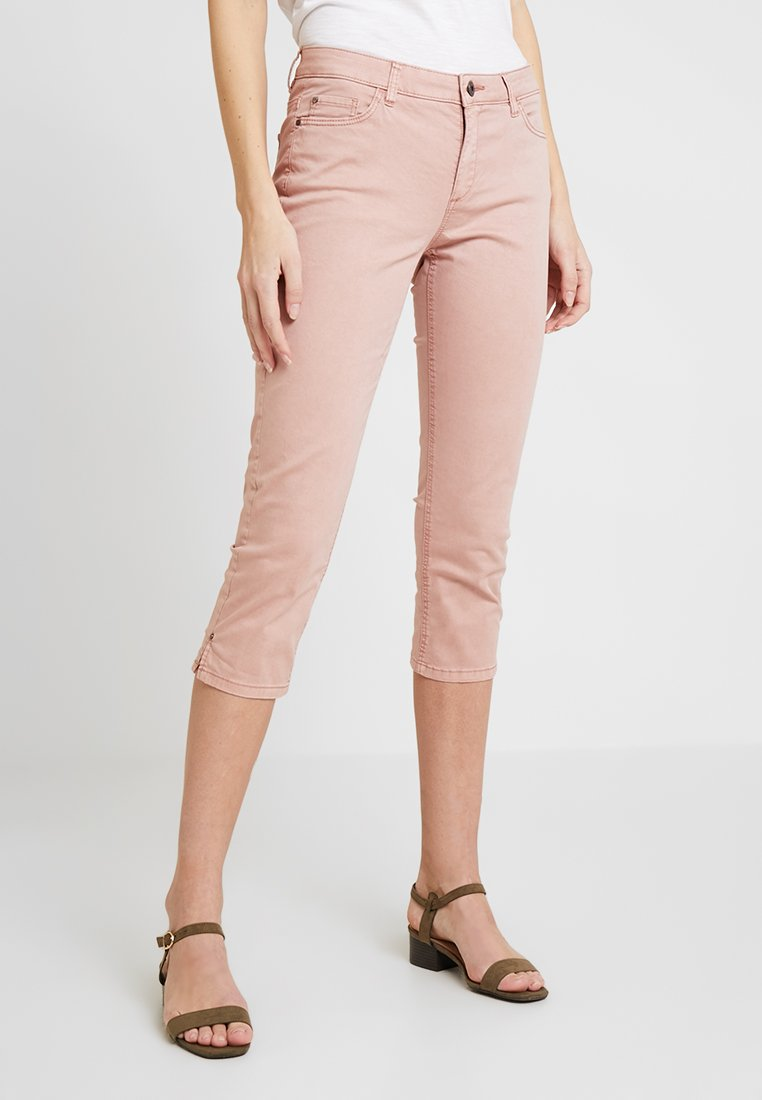 Esprit - CAPRI SLIM - Shorts - old pink