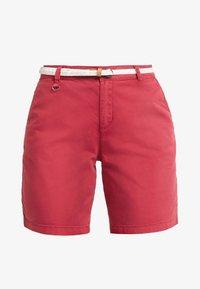 Esprit - Shorts - pink fuchsia - 4