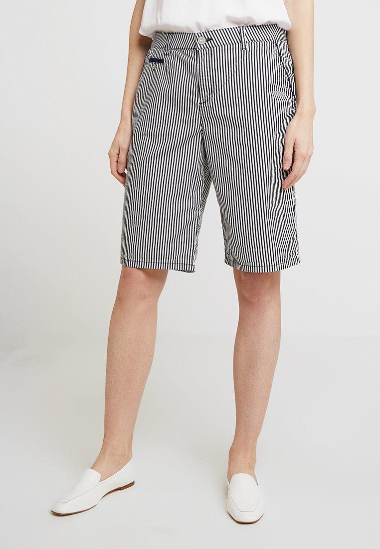 Esprit - BERMUDA - Shorts - navy