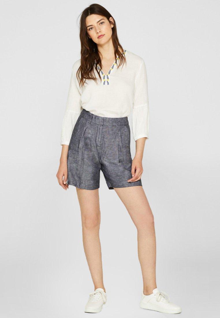 Esprit - FASHION - Shorts - black