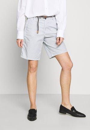 CORE  - Shorts - grey blue